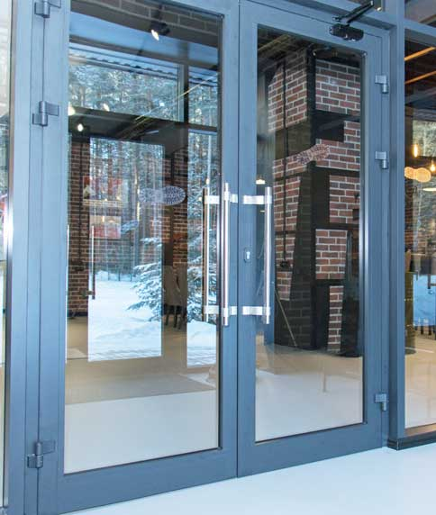 Storefront Door Systems